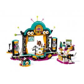 Il Talent Show di Andrea - Lego Friends 41368