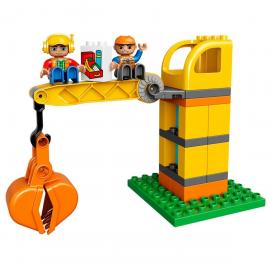 Grande cantiere - Lego Duplo 10813