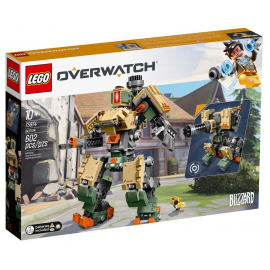 Bastion - Lego Overwatch 75974