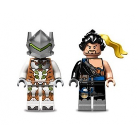 Hanzo vs Genji - Lego Overwatch 75971