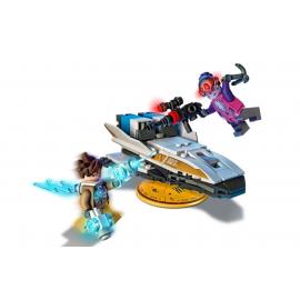 Tracer vs Widowmaker - Lego Overwatch 75970