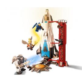Osservatorio: Gibilterra - Lego Overwatch 75975