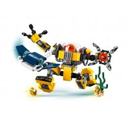 Robot sottomarino - Lego Creator 31090