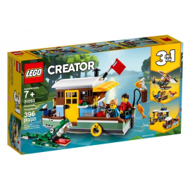 Casa galleggiante - Lego Creator 31093