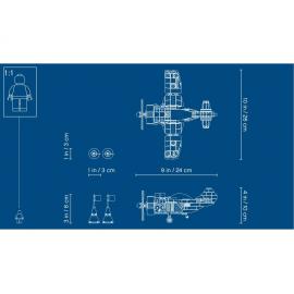 Aereo da corsa - Lego Creator 31094