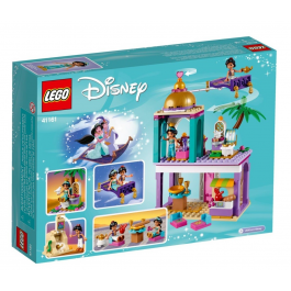 Le avventure nel palazzo di Aladdin e Jasmine - Lego Disney 41161
