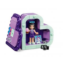 Scatola del cuore di Emma - Lego Friends 41355