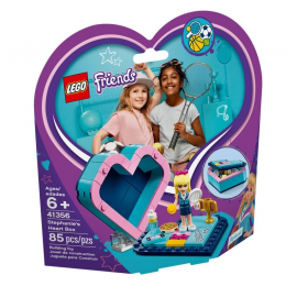 Scatola del cuore di Stephanie - Lego Friends 41356