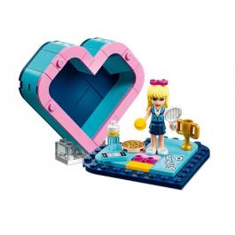 Scatola del cuore di Stephanie - Lego Friends 41356