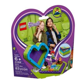 Scatola del cuore di Mia - Lego Friends 41358