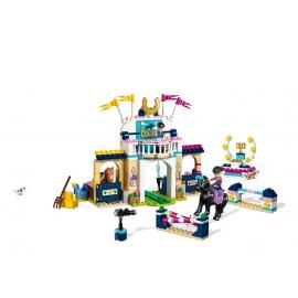 La gara di equitazione di Stephanie - Lego Friends 41367