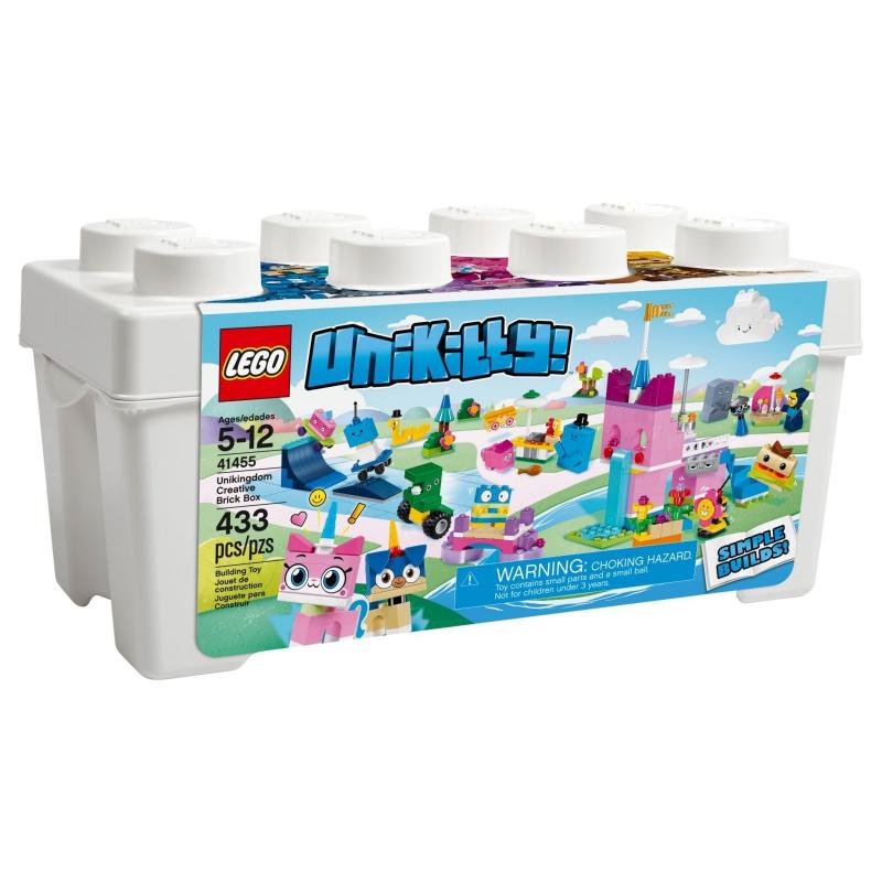 Scatola di mattoncini creativi Unikingdom - Lego Unikitty 41455