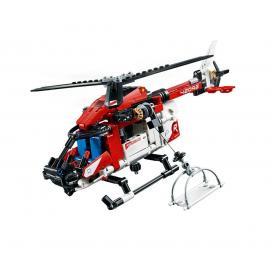 Elicottero di salvataggio - Lego Technic 42092