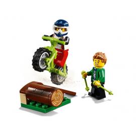 People Pack - Avventure all'aria aperta - Lego City 60202