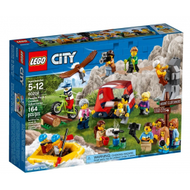 People Pack - Avventure all'aria aperta - Lego City 60202