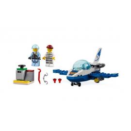 Pattugliamento della Polizia aerea - Lego City 60206