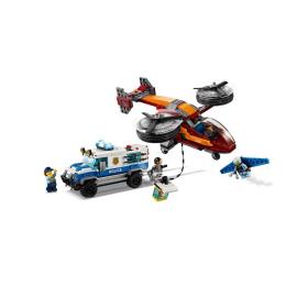 Polizia aerea: furto di diamanti - Lego City 60209