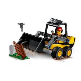 Ruspa da cantiere - Lego City 60219