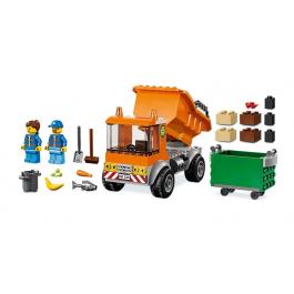 Camion della spazzatura - Lego City 60220
