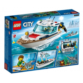 Yacht per immersioni - Lego City 60221