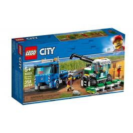 Trasportatore di mietitrebbia - Lego City 60223