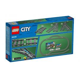 Scambi - Lego City 60238