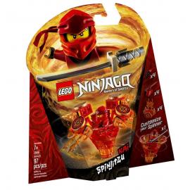 Kai Spinjitzu - Lego Ninjago 70659