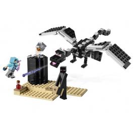 La battaglia dell'End - Lego Minecraft 21151