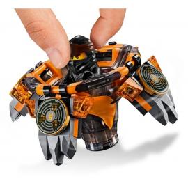 Cole Spinjitzu - Lego Ninjago 70662