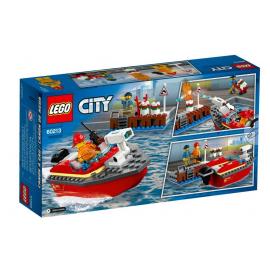 Incendio al porto - Lego City 60213