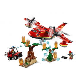 Aereo antincendio - Lego City 60217