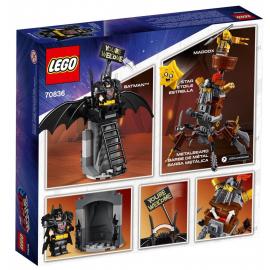 Batman™ pronto alla battaglia e Barbacciaio - Lego Movie 2 70836