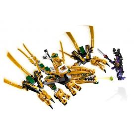 Il Dragone d'oro - Lego Ninjago 70666