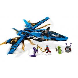 Il Jet da combattimento di Jay - Lego Ninjago 70668