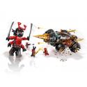 La trivellatrice di Cole - Lego Ninjago 70669