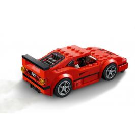 Ferrari F40 Competizione - Lego Speed Champions 75890