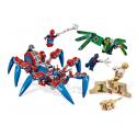 Crawler di Spider-Man - Lego Marvel Super Heroes 76114