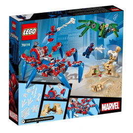 Crawler di Spider-Man - Lego Marvel Super Heroes 76114