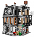 La resa dei conti al Sanctum Sanctorum - Lego Marvel Super Heroes 76108