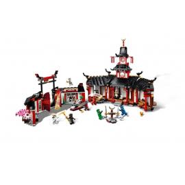 Il Monastero Spinjitzu - Lego Ninjago 70670