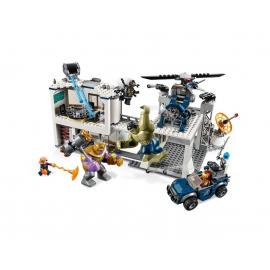 Avengers: battaglia nel Quartier Generale - Lego Marvel super Heroes 76131