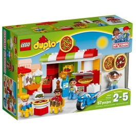 La pizzeria - Lego Duplo 10834