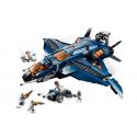 L'Ultimate Quinjet degli Avengers - Lego Marvel Super Heroes 76126