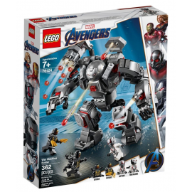 War Machine Buster - Marvel Super Heroes 76124
