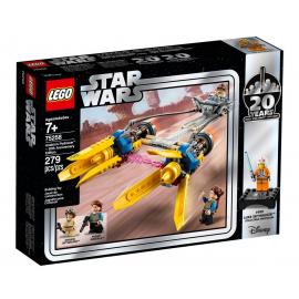 Sguscio di Anakin – Edizione 20° Anniversario - Lego Star Wars 75258