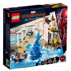 L'attacco di Hydro-Man - Lego Marvel Super Heroes 76129