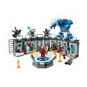 Sala delle Armature di Iron Man - Lego Marvel Super Heroes 76125