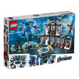 Sala delle Armature di Iron Man - Lego Marvel Super Heroes 76125