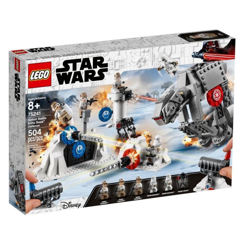 Action Battle - Difesa della Echo Base - Lego Star Wars 75241