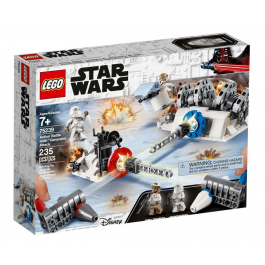 Action Battle - Attacco al generatore di Hoth - Lego Star Wars 75239